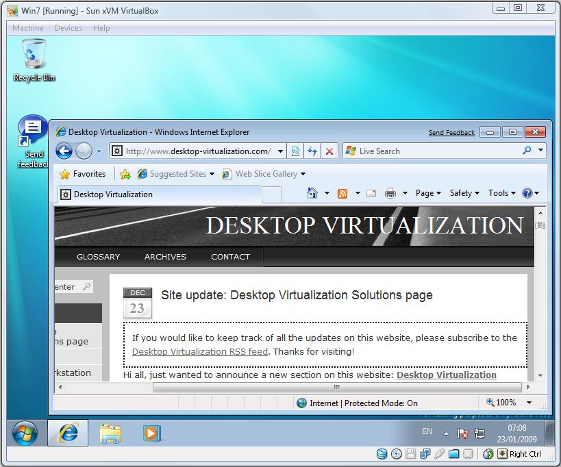 Виртуалка Для Windows 7 - фото 10